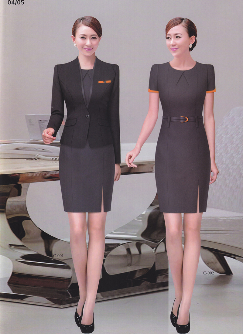 高端销售连衣裙套装